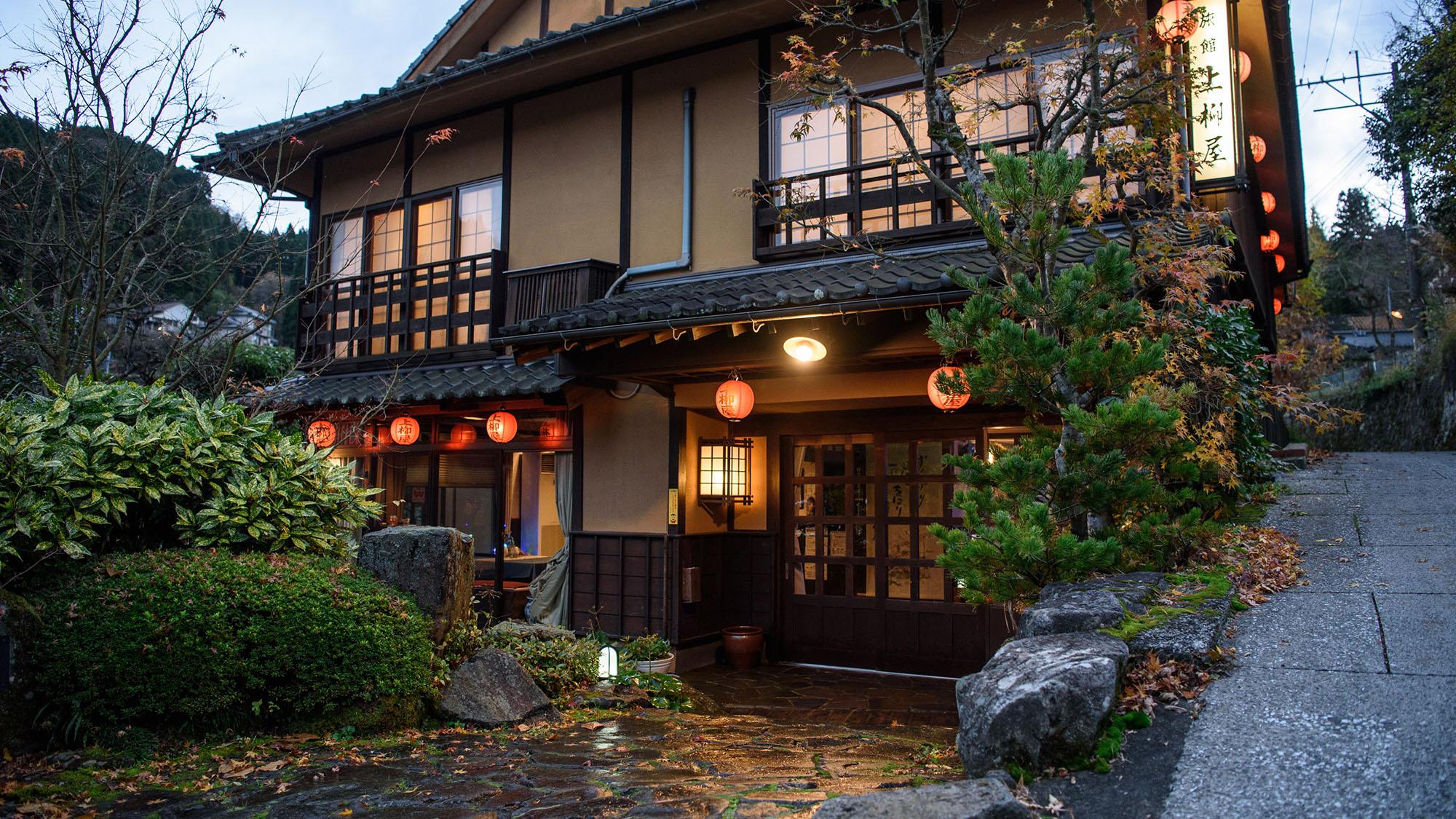 湯平温泉 旅館 上柳屋 image