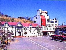 鰺ケ沢温泉 ホテル山海荘