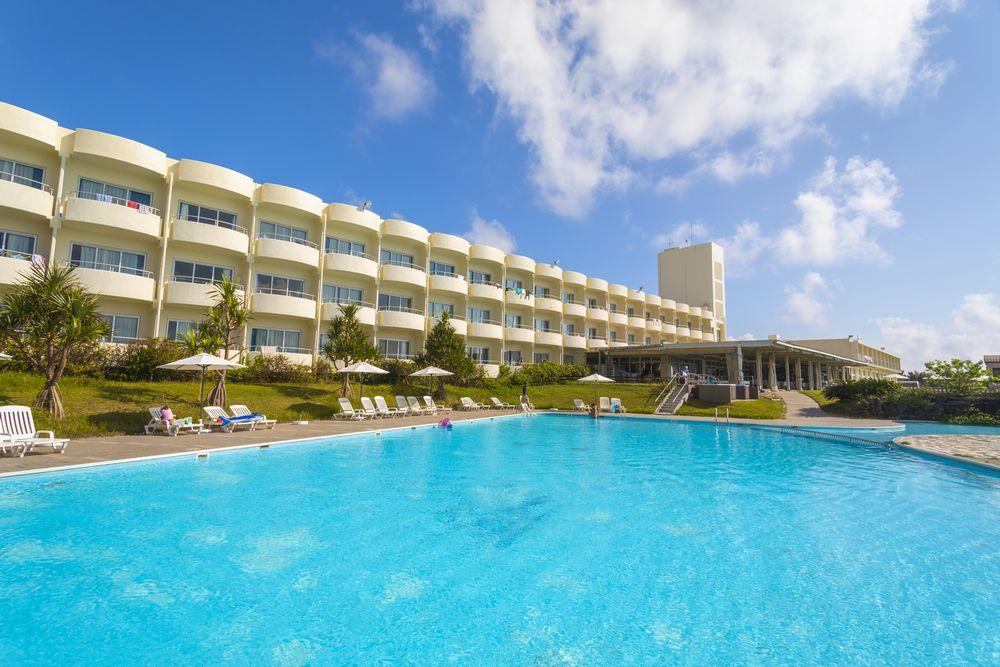 沖縄久米島イーフビーチホテル <久米島> image