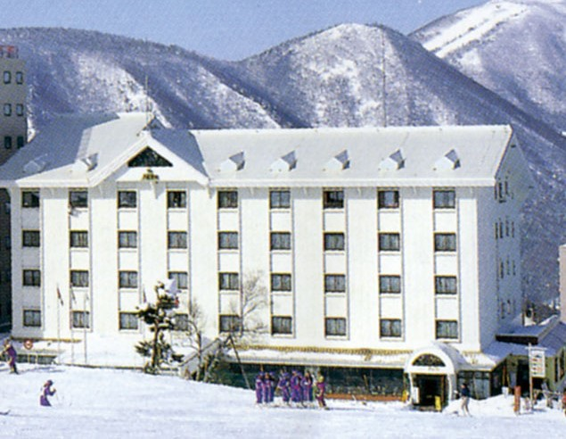 ホテル アルパイン〈長野県〉