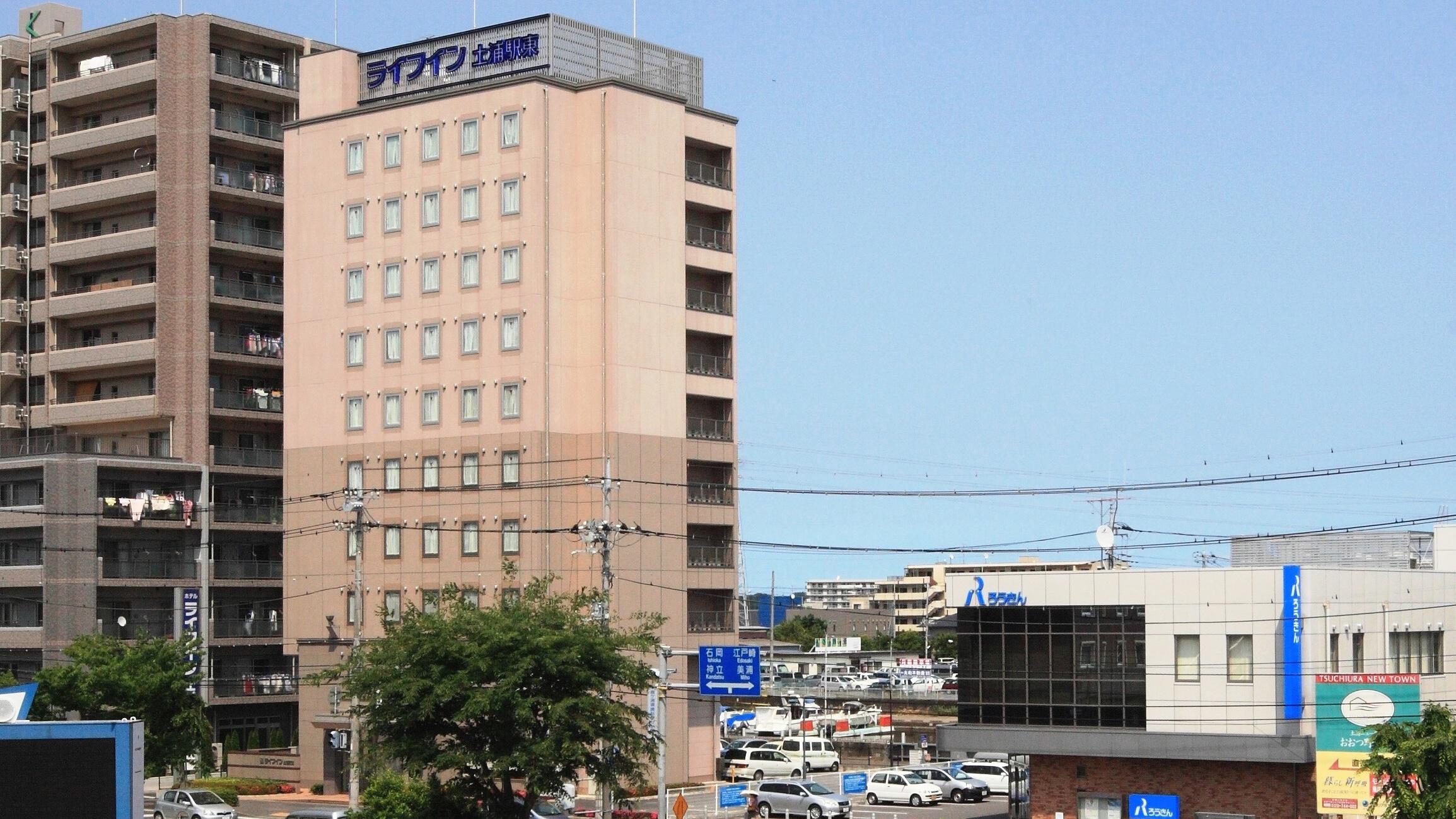 ライフイン土浦駅東(BBHホテルグループ) image