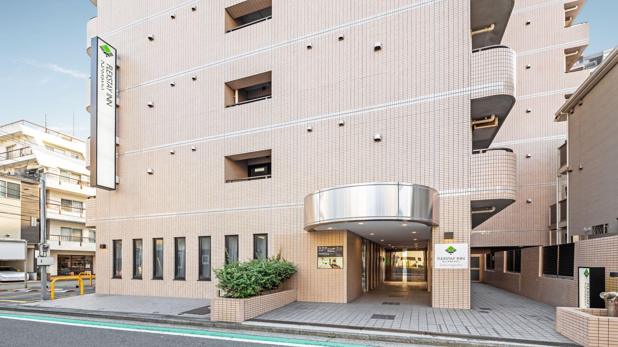 フレックステイイン桜木町 image