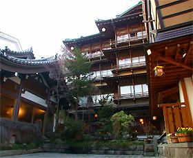 渋温泉 歴史の宿 金具屋 image