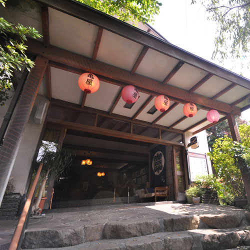 湯河原温泉 亀屋旅館<神奈川県>