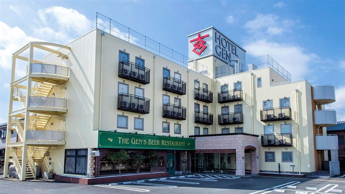 ホテル玄 菊川