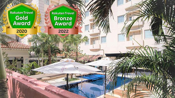 ホテルパームロイヤルNAHA国際通り image
