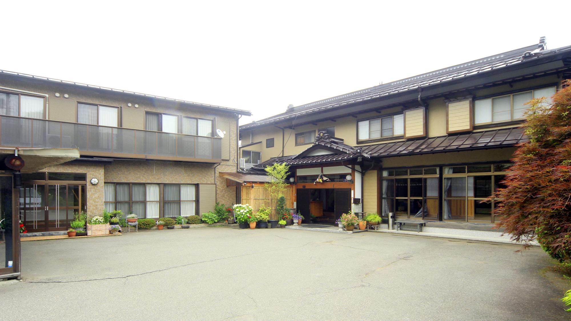民宿 セイコウ荘