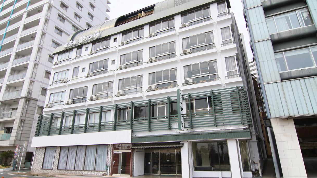 熱海温泉 ホテル かつら