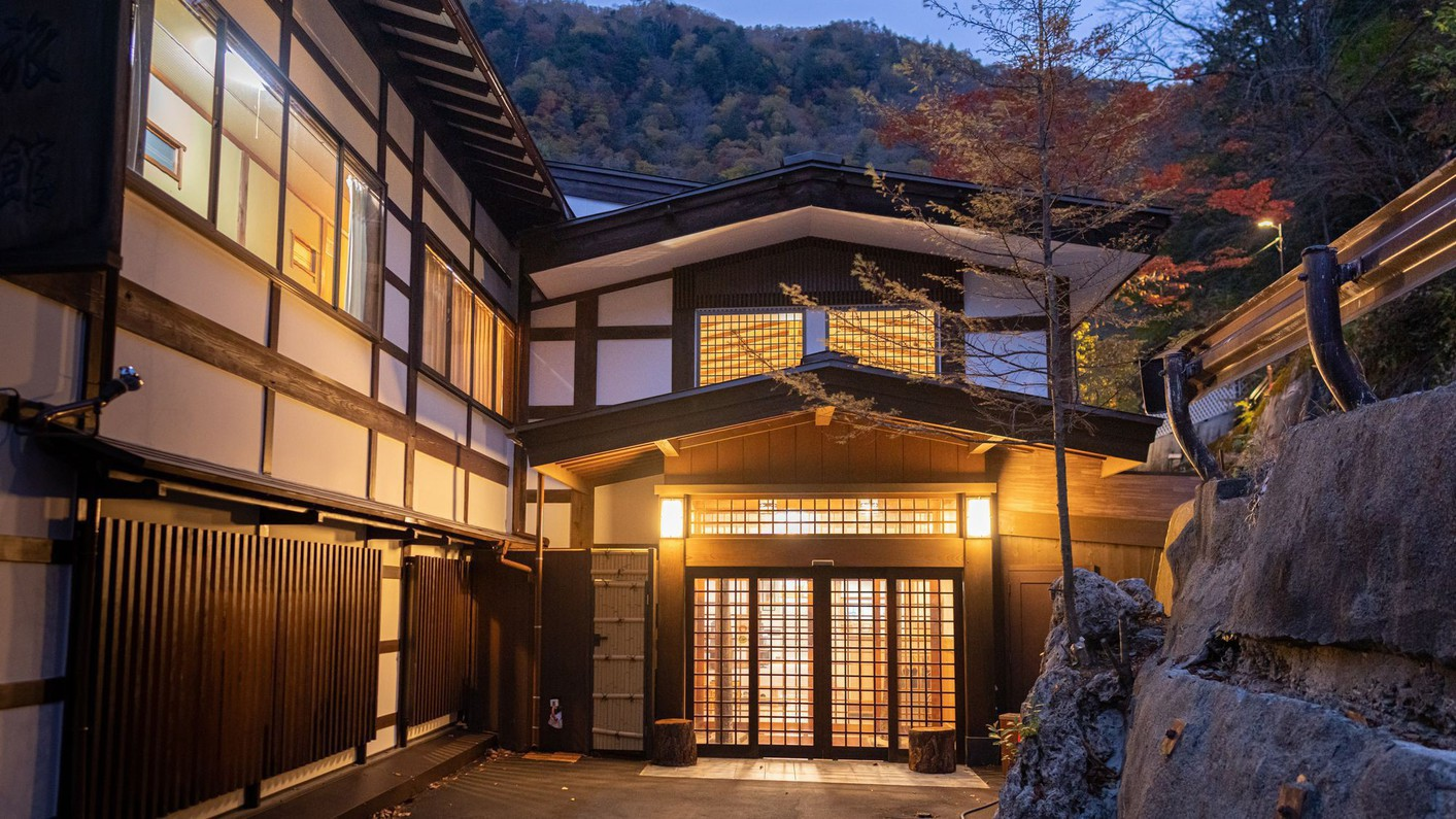 白骨温泉 つるや旅館<長野県松本市>