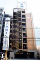 東横イン鹿児島天文館1