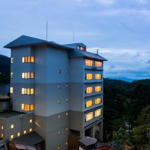 蔵王温泉 ホテル ルーセントタカミヤ image