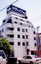 ホテルシティイン 富山