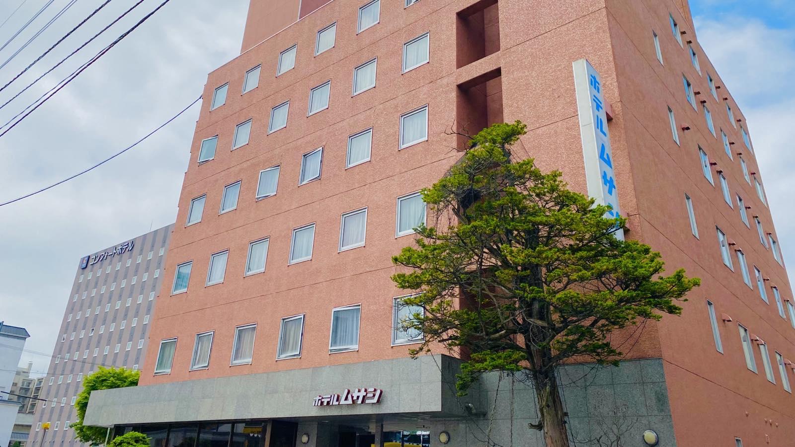 ホテル ムサシ image