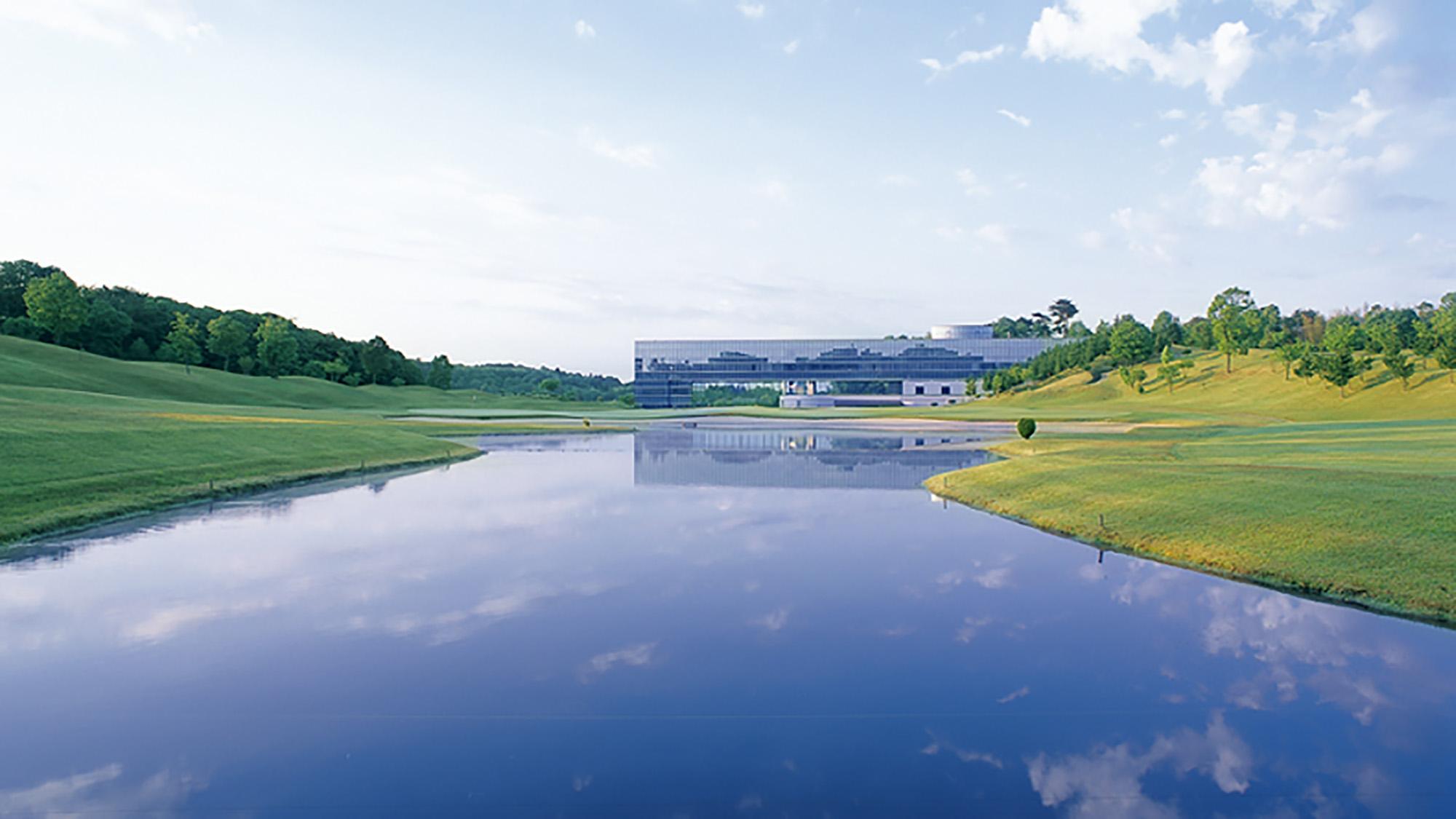喜連川温泉 ゴルフ&ホテルベルセルバ