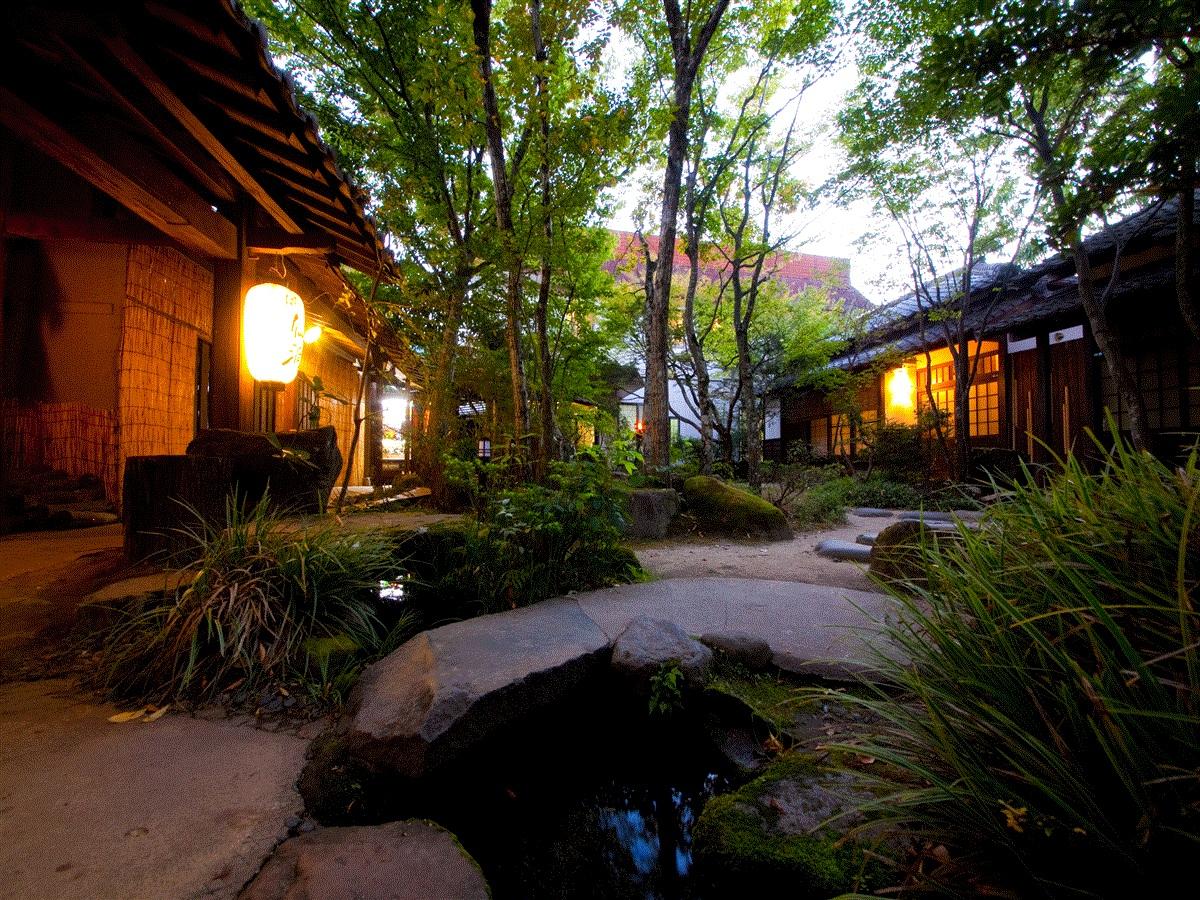由布院温泉 旅館 ほたるの宿 仙洞 image