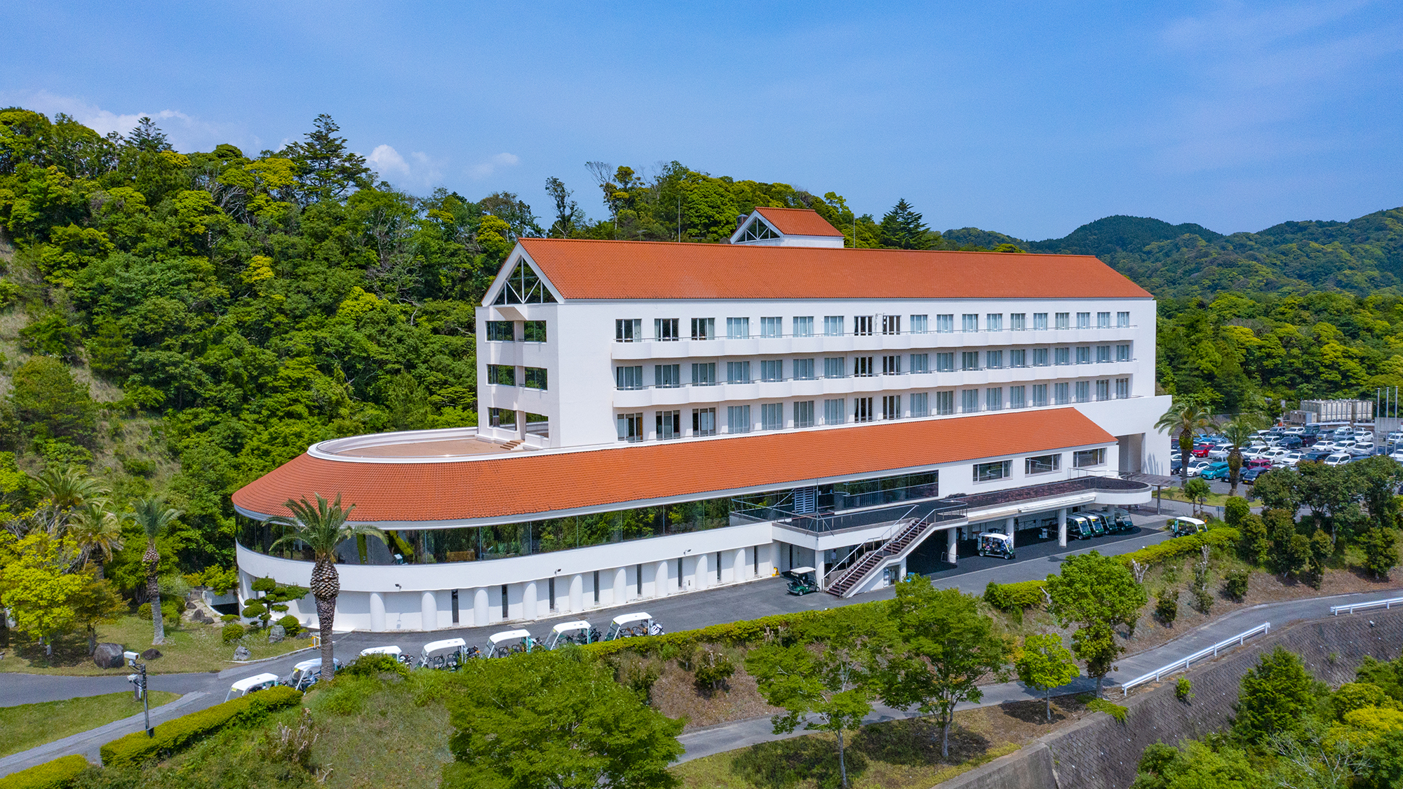 鴨川カントリーホテル image