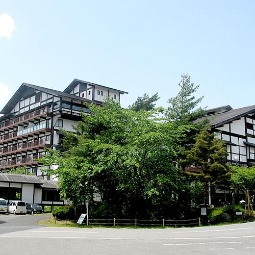 国民宿舎サンホテル衣川荘 image