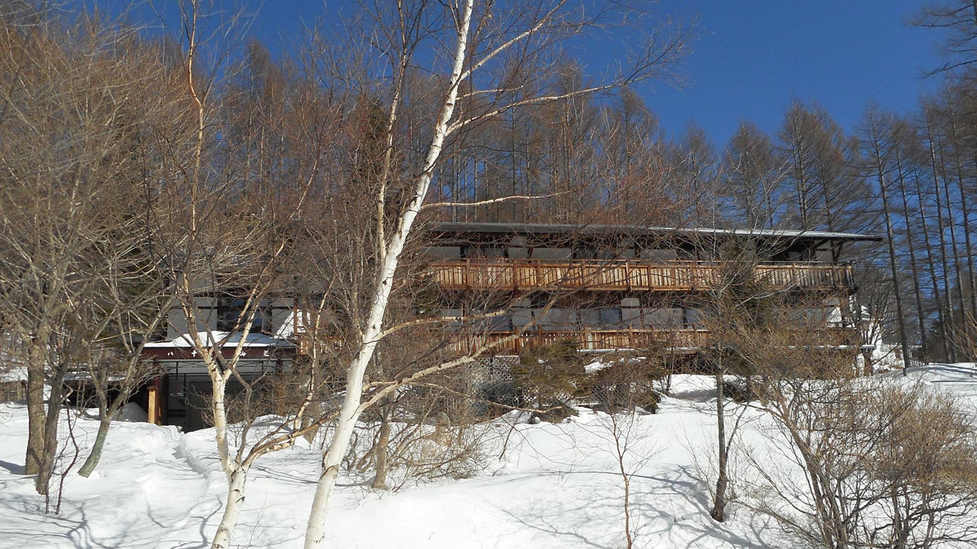 八千穂山荘
