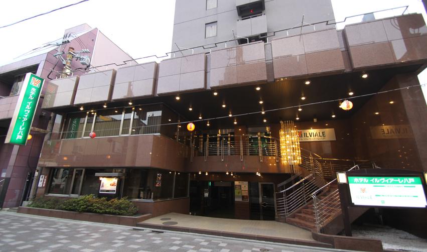 ホテル イルヴィアーレ八戸