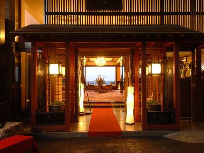 伊豆稲取温泉 赤尾ホテル 海諷廊