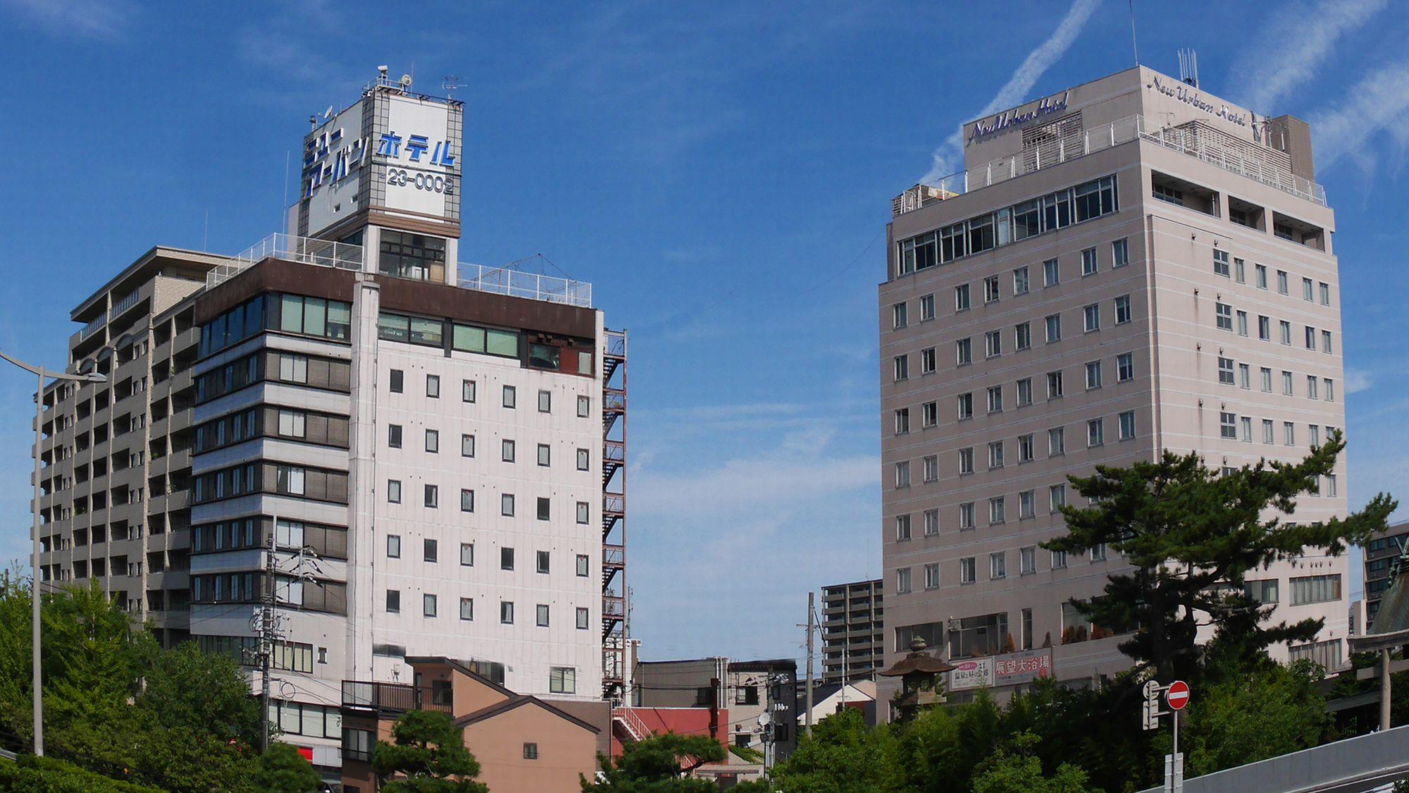 松江しんじ湖温泉 ニューアーバンホテル本館・別館 image