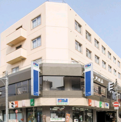 ホテル 大阪屋