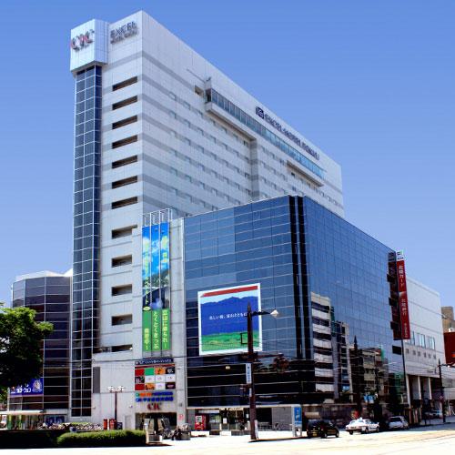 富山エクセルホテル東急