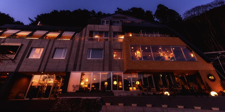 富士河口湖温泉 湖のホテル