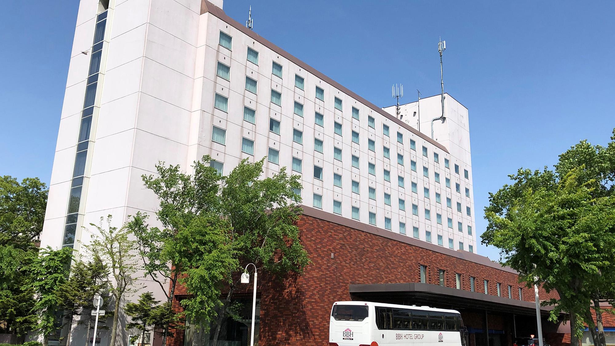 備長炭の湯 ホテルグランテラス千歳(BBHホテルグループ) image