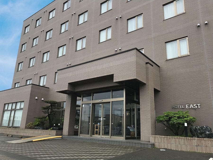 ホテル イースト image