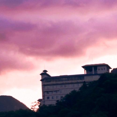 層雲峡 朝陽亭 image