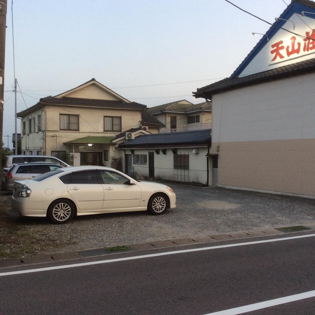 旅館 天山荘