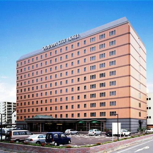 岡山シティホテル 桑田町