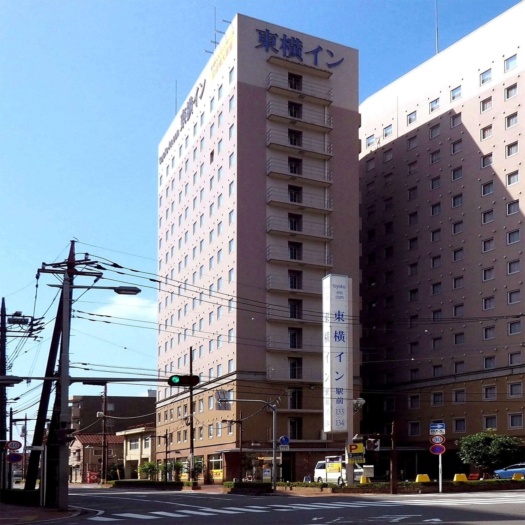 東横イン高崎駅西口1 image