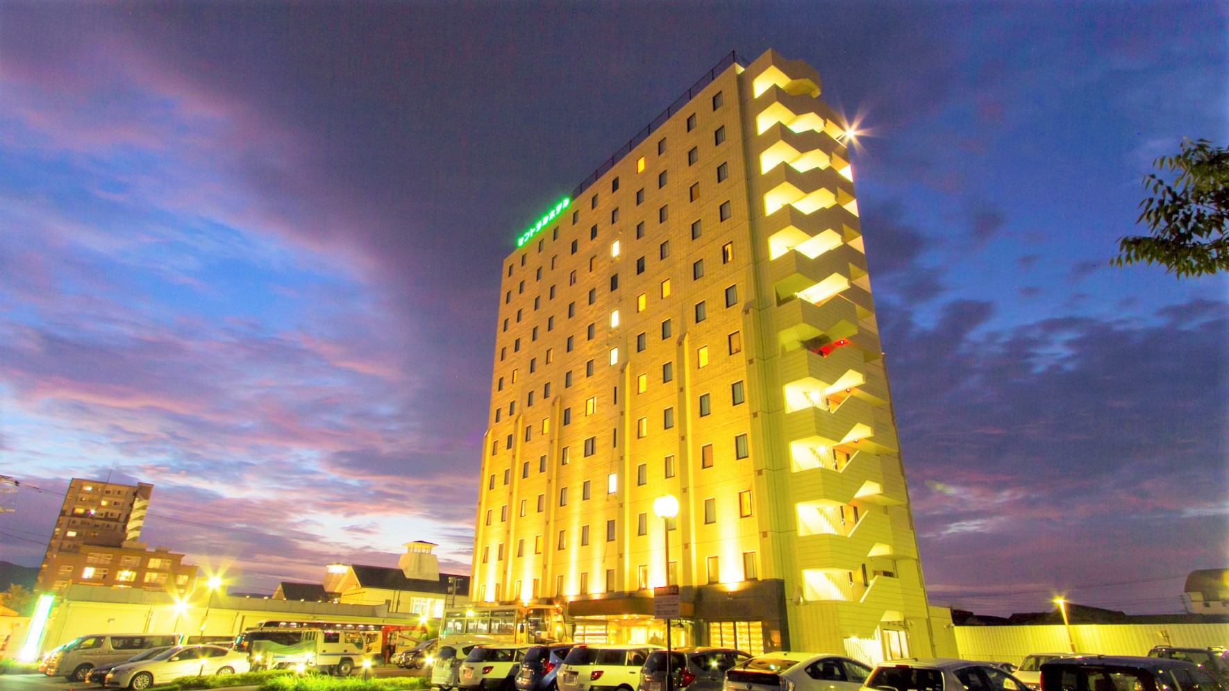 セントラルホテル伊万里 image