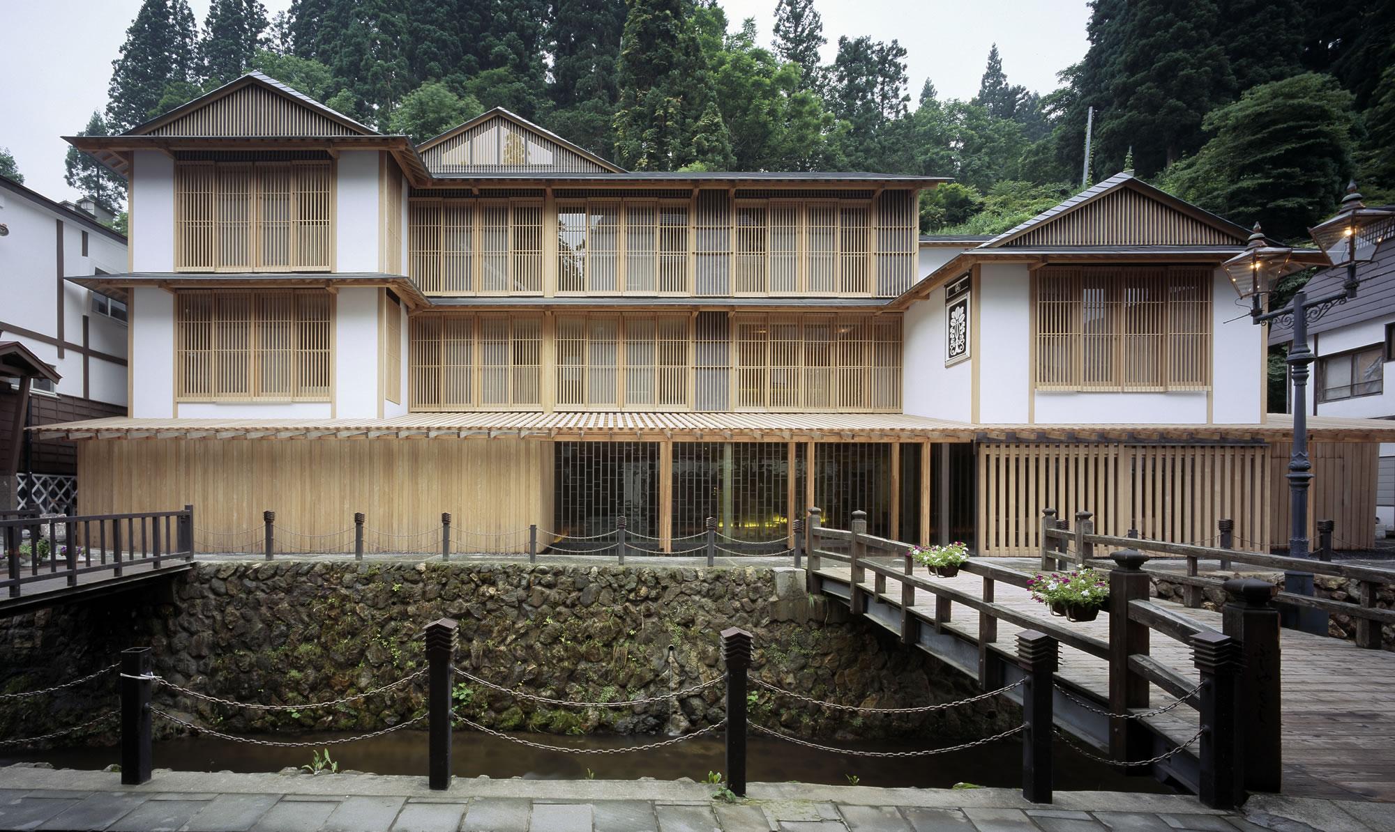 銀山温泉 旅館藤屋
