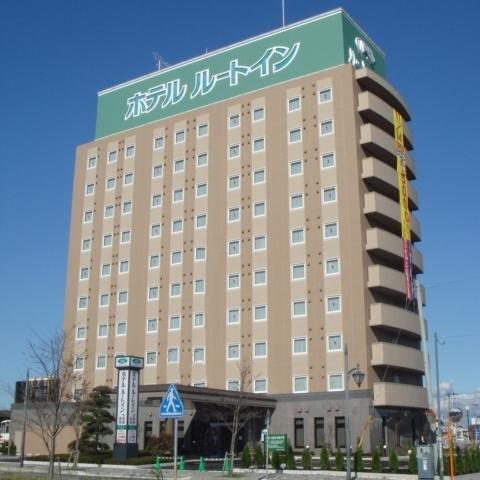 【ホテル】ホテルルートイン水海道駅前