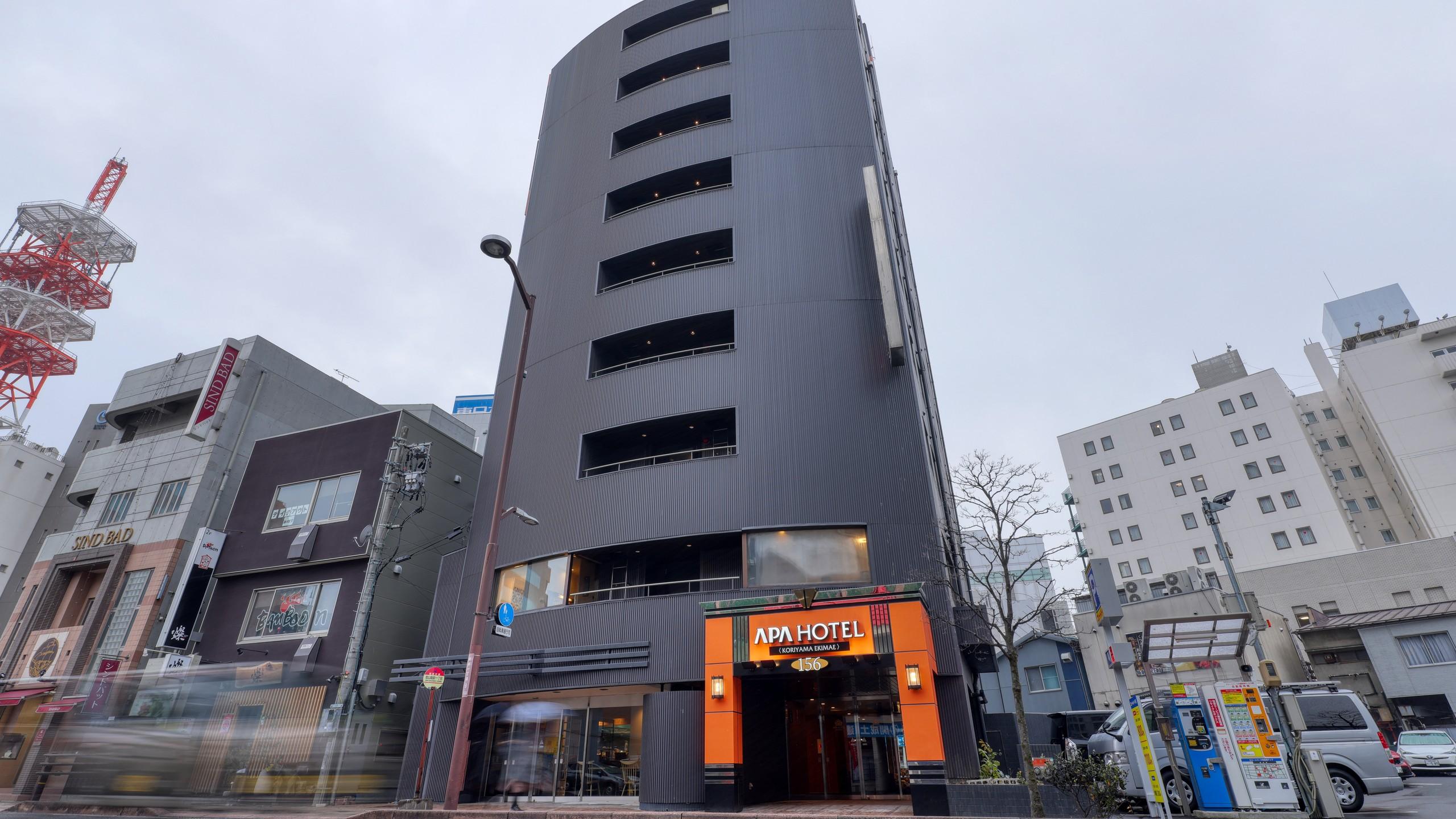 アパホテル<郡山駅前> image