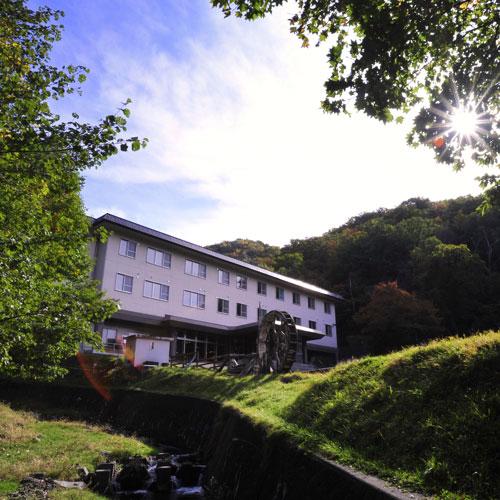 知床国立公園 岩尾別温泉 ホテル地の涯