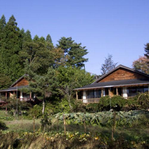 由布院温泉 のどかな里山と山荘しゃらのき