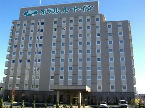 ホテルルートイン仙台泉インター