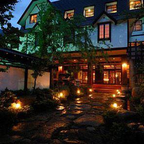 穂高荘 山のホテル image