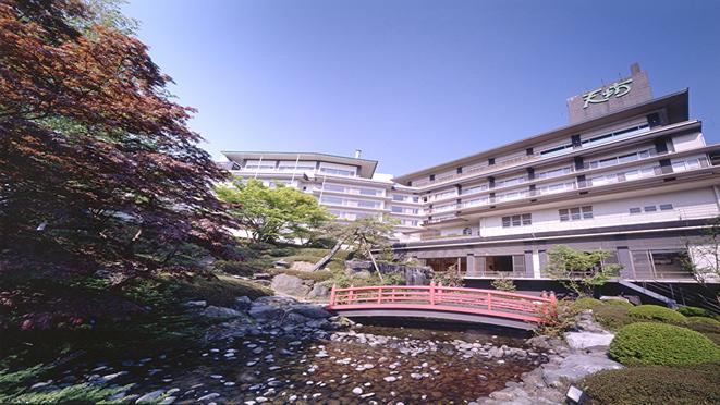伊香保温泉 ホテル天坊 image