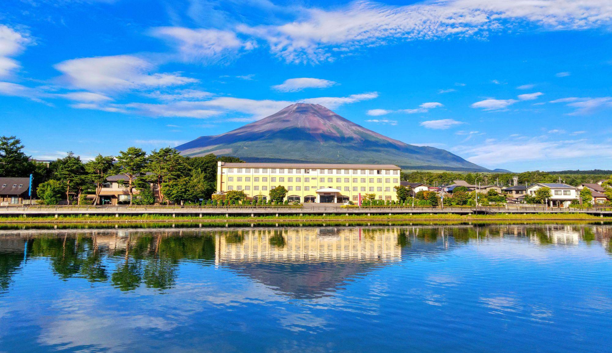 山中湖富士松温泉 富士松園ホテル image