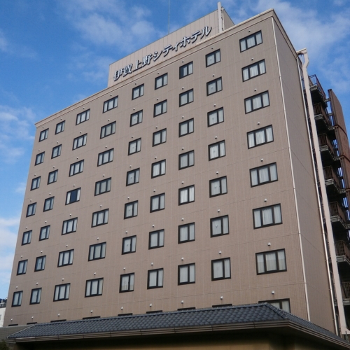 伊賀上野シティホテル(旧上野シティホテル)