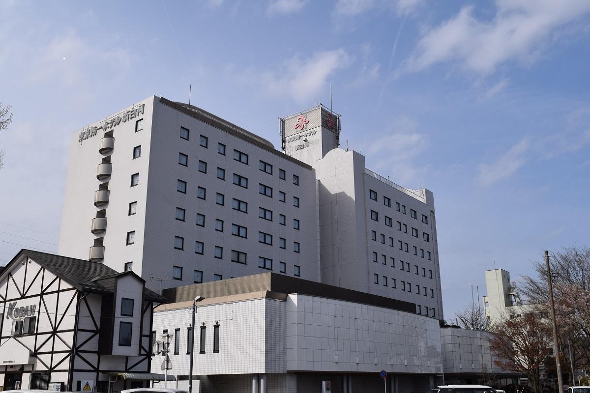 東京第一ホテル新白河