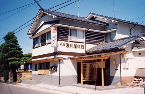 瀬川屋 旅館