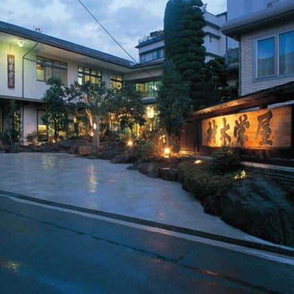 かみのやま温泉 材木栄屋旅館