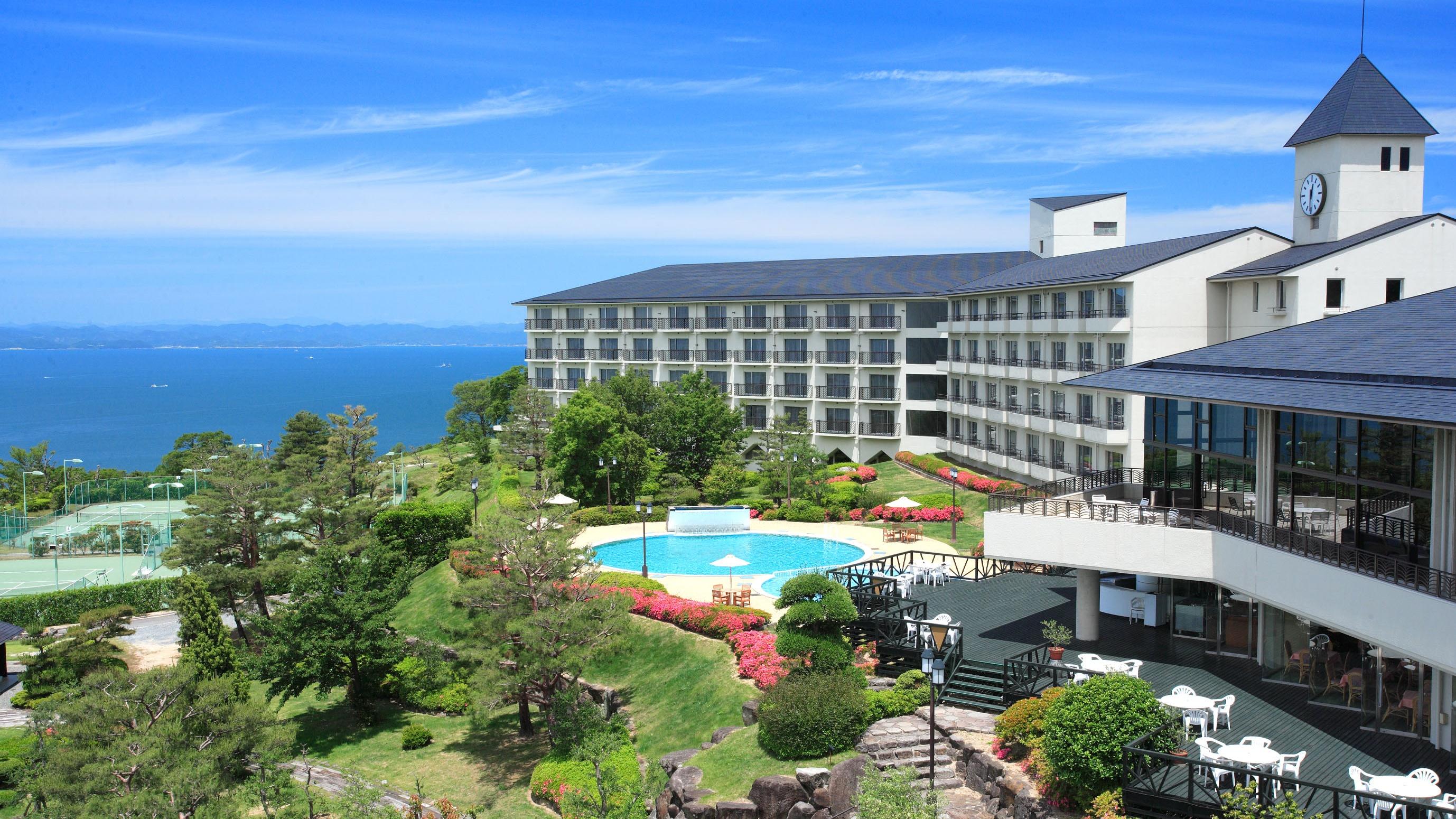 小豆島温泉 オリビアン小豆島 夕陽ヶ丘ホテル <小豆島>(旧:リゾートホテルオリビアン小豆島) image