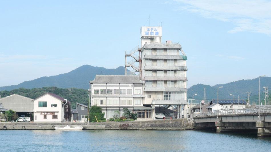 ホテル田中屋